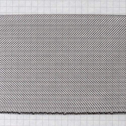 Stiff Crin 4 inch wide-Black or White