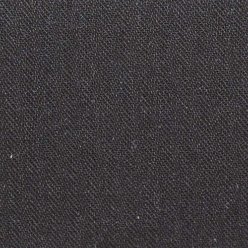 Herringbone coutil, black 56 inch wide