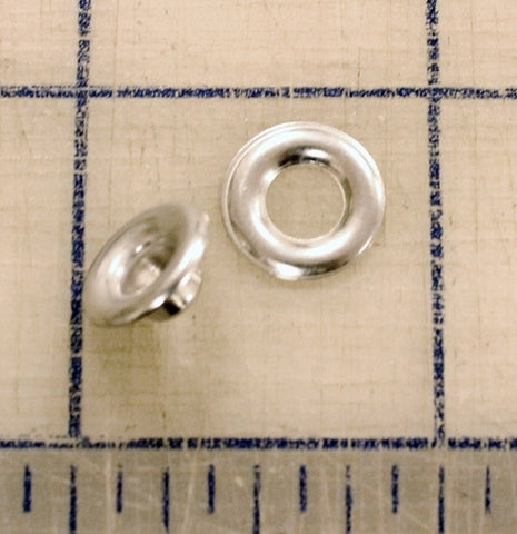 Grommets 00 Aluminum  (includes washers)