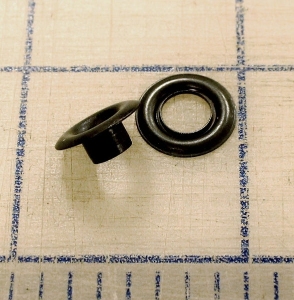 Grommets 00 Black Oxide (includes washers)