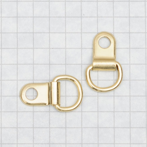 D-Ring Brass