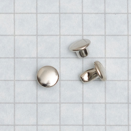 "Rivets, small with 1/4"" diameter"