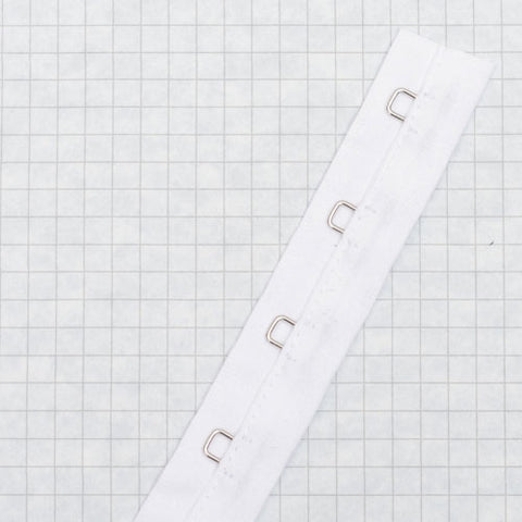 704 Eye tape medium, White