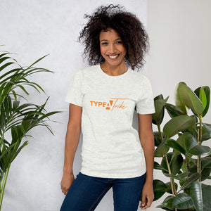 Type A Tribe - Light Short-Sleeve Unisex T-Shirt