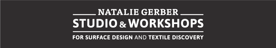 Natalie Gerber – Studio & Workshops