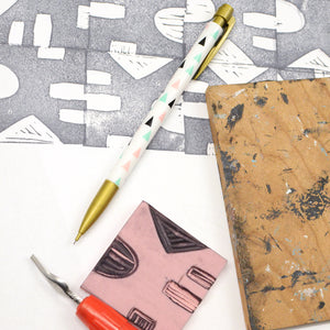 AFTERNOON: SURFACE DESIGN THROUGH BLOCK-PRINTING | 27 SEP