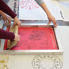 AFTERNOON: INTRO SCREEN PRINTING | 29 FEB