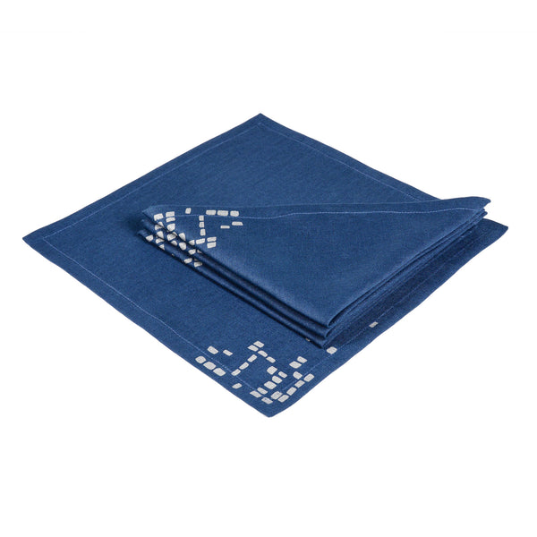 NEED A NAPKIN SMALL - LOTSA BLOX, SET OF 4