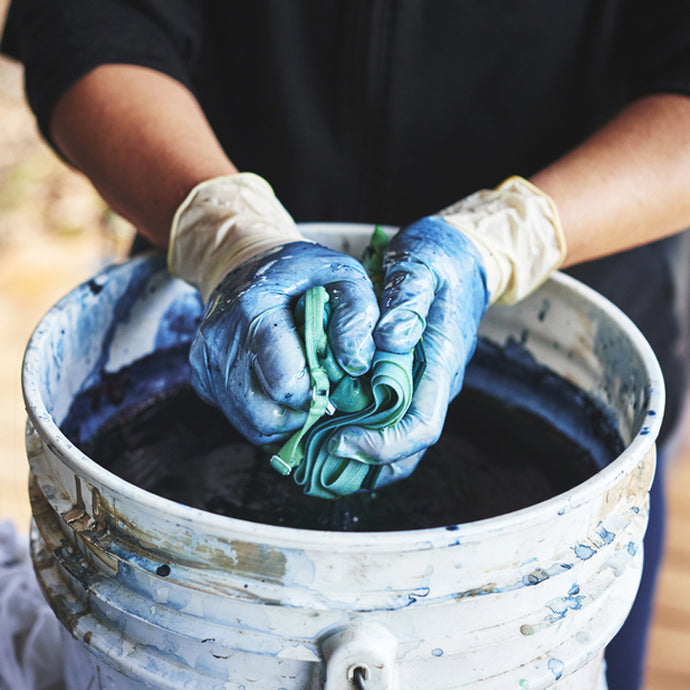 EVENING WORKSHOP: DISCOVER INDIGO DYEING - 8 NOV