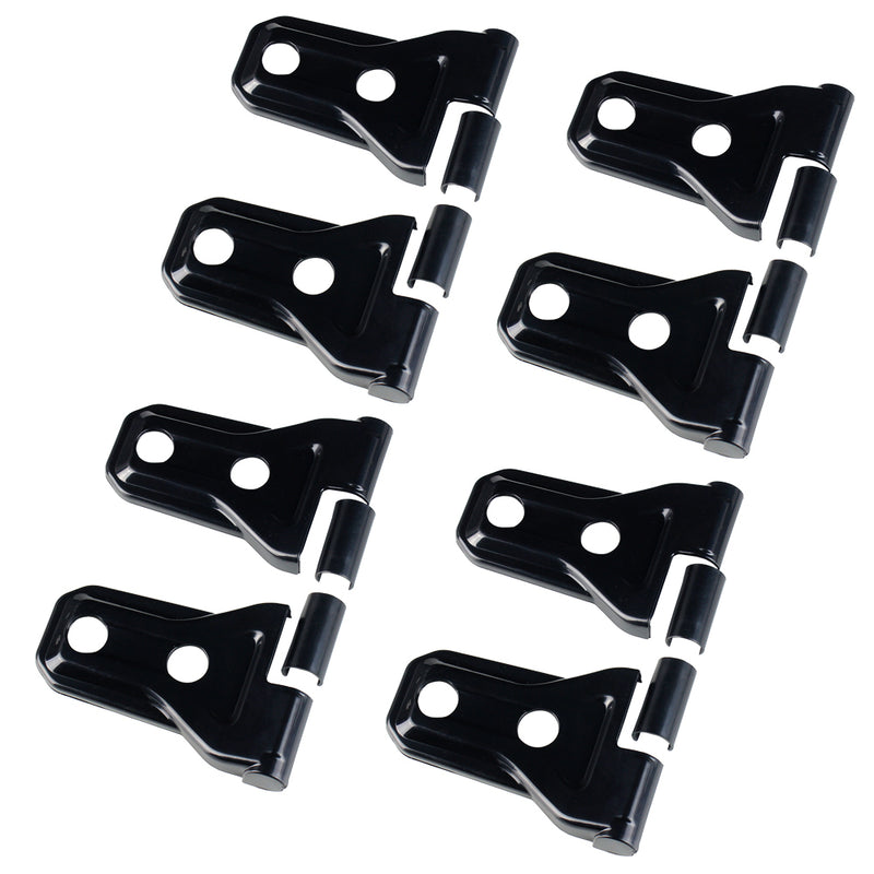 Eagle Lights Hinge Cover Set for 2018 - 2020 Jeep Wrangler JL Models