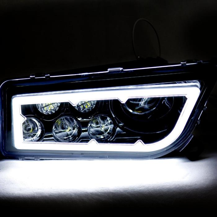 Eagle Lights RZR 1000 / 900 LED Headlight Kit for 2014-2017 Polaris RZR 1000 / 900