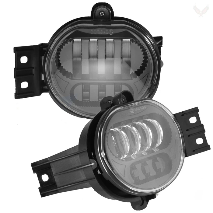 Eagle Lights Dodge Ram LED Fog Light Kit for 2002 - 2008 Dodge Ram