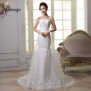 High Quality New Fashion Mermaid Wedding Dress