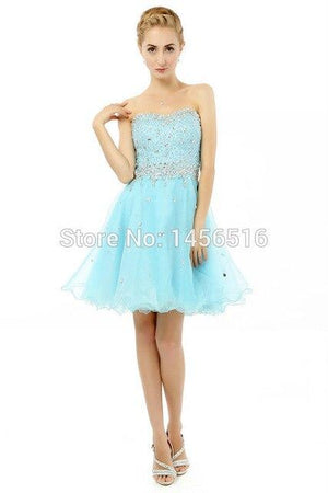 2020 Short Homecoming Dress