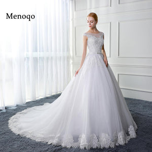 Menoqo 2019 robe de mariage Wedding Dress
