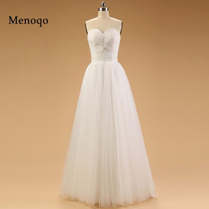 High quality A line Wedding Dress