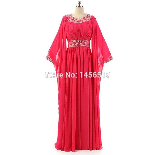 Arabic Women Evening Dress
