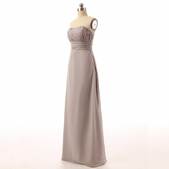 Charming Style Strapless Mother of The Bride Dress