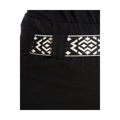 MAT Embroidered Waist Trousers