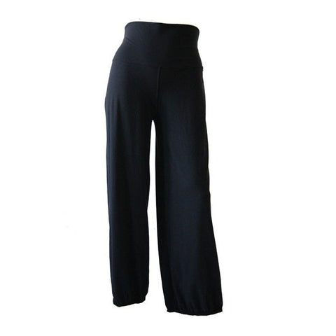 Boris Black Trousers