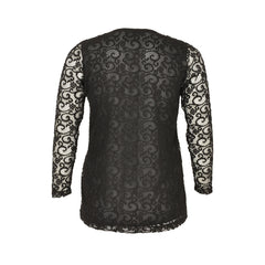 Yoek Black Label Lace Shirt