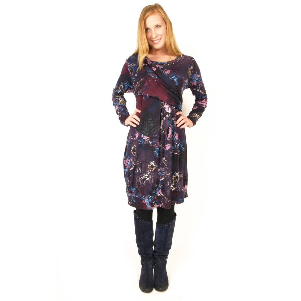 Rimini Stampato Printed Dress