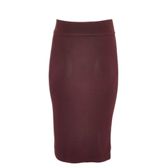 Yoek Skirt Tight Below Knee Dolce