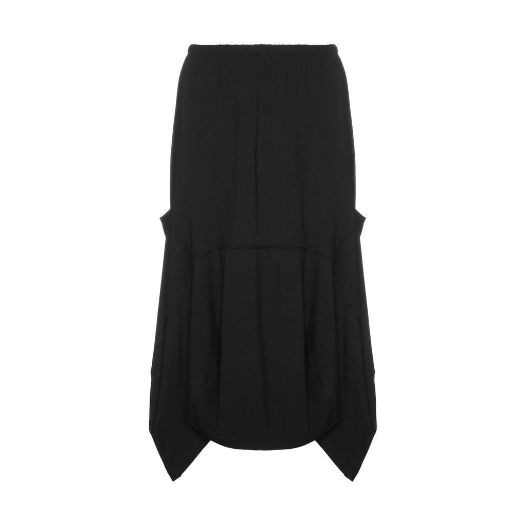 Vincenzo Allocca Slip On Jersey Skirt