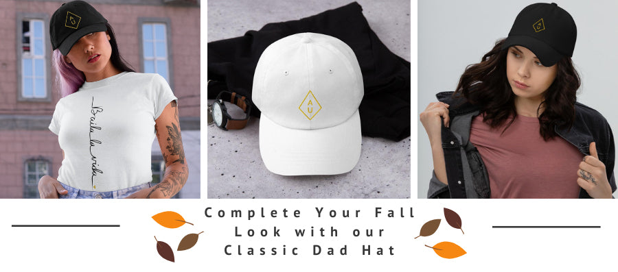 authentica classic dad hat models