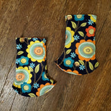 Floral Suck Pads. Ready to Ship. Wider for Kinderpack!