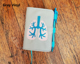 Kidney Mini Notebook Cover