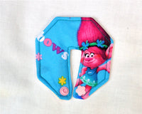 Pink Troll Tubie Button Cushion, Ready to Ship.