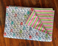 Soft Cats Semi Custom Weighted Blanket - Size MEDIUM - You choose weight