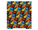 Dinosaurs Semi Custom Weighted Blanket - Size MEDIUM - You choose weight