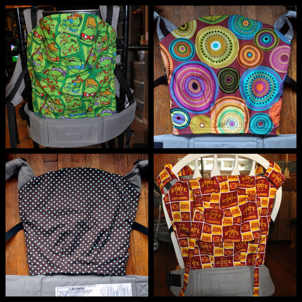 Custom Tula Cover, Slipcover. Keep your Tula safe and protected.