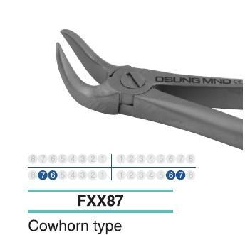 Adult Extraction Forcep, Lower 76-67 - DentalSupplyHouston.com