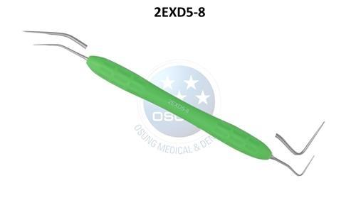 Dental Explorer, Autoclavable Silicone Handle, 2EXD5-8 - BriteSources