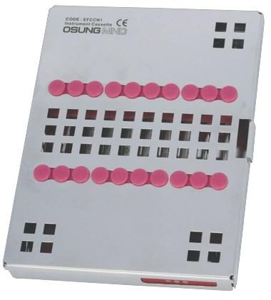 Instrument Cassette 10 capacity, EFCCN1 - BriteSources