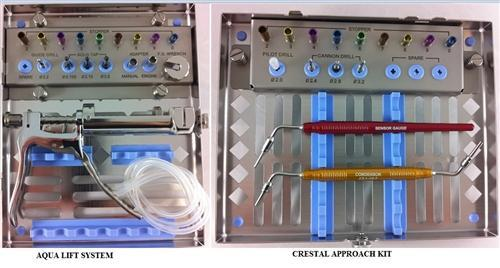 Water Lift System for Crestal Sinus Lifting Procedure - BriteSources