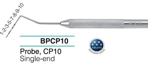 Dental Probe, BPCP10 - DentalSupplyHouston.com