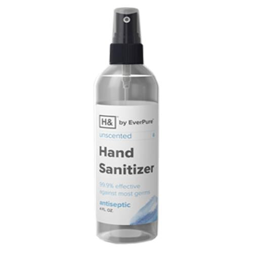 [USA Made] Hand Sanitizer Disinfectant Spray 4oz Bottles - 99.9% effective against most germs - DentalSupplyHouston.com