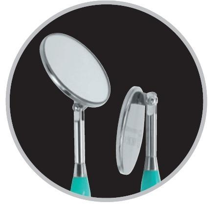 Dental Tiltable Mouth Mirror, Oversize, DMS39 - BriteSources