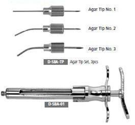 Agar Dental Syringe Set, 4 pcs - DentalSupplyHouston.com