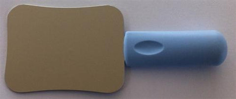 Intra Oral Mirror with Handle, Large 77 x 100 mm, DMHL - BriteSources