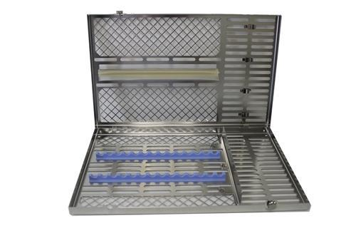 Dental Instrument Cassette 20 capacity - BriteSources