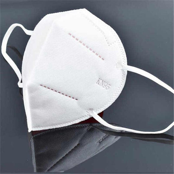 KN95 Respiratory Face Mask - 95% filtration rate - DentalSupplyHouston.com