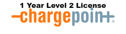 ChargePoint  - 1 Year Network License - Level 2 Stations