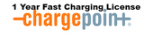 ChargePoint  - 1 Year Network License - DC Fast Charging Station