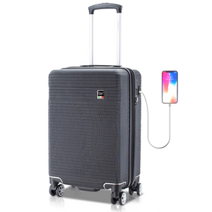 Solaris Black Matte Carry-on