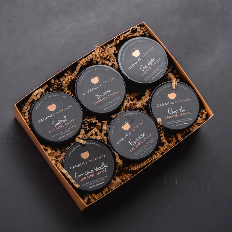 Caramel Sampler Gift Box